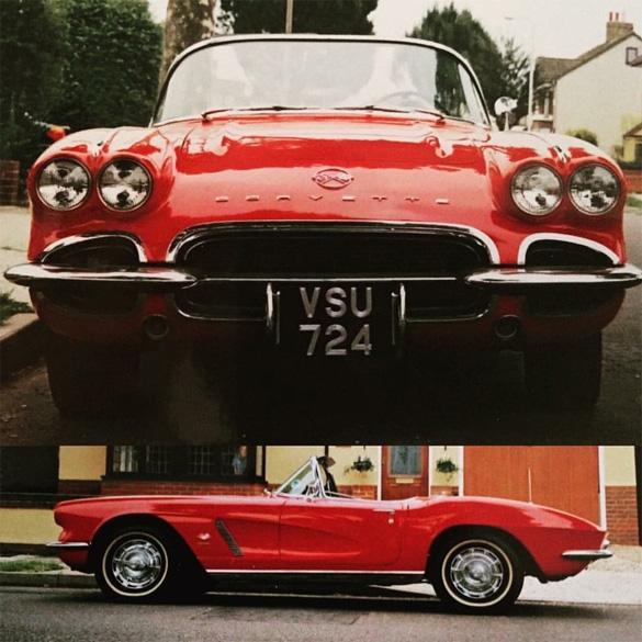 [STOLEN] 1962 Corvette Stolen from Garage in Essex, UK