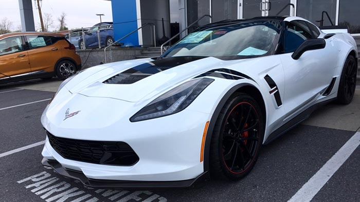 Corvette Delivery Dispatch with National Corvette Seller Mike Furman for Apr 16th