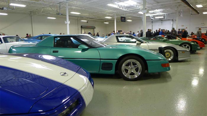 The Lingenfelter Collection Spring Open House is Saturday, April 29th
