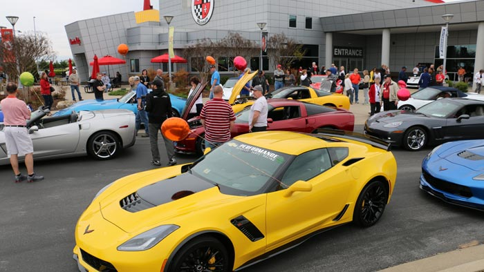 The Michelin NCM Bash takes places April 27th – 29th