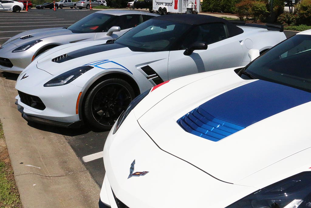 Pics First Look At The 2018 Corvette Carbon 65 Edition