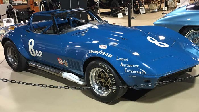 1962 Corvette #69 SCCA National Champion