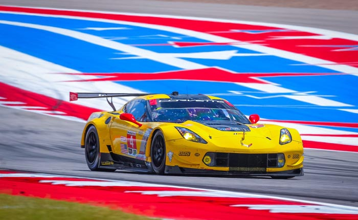 Corvette Racing at COTA: Early-Season Title Fight in Texas