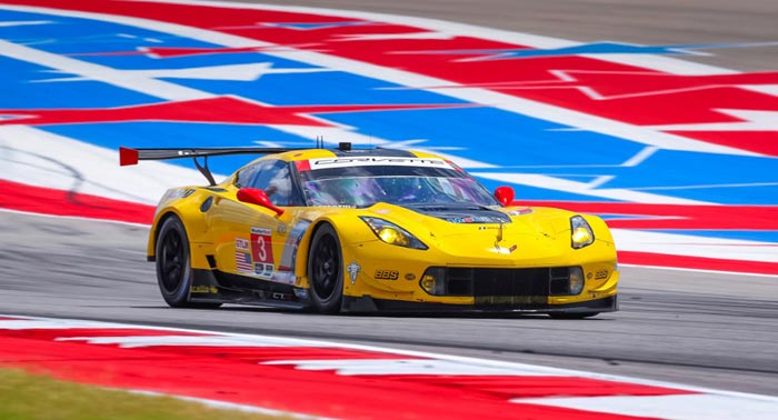 Corvette Racing At COTA: Early Season Title Fight In Texas