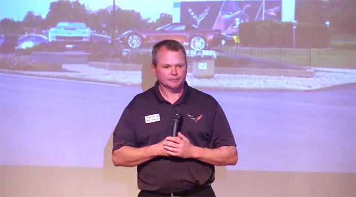 [VIDEO] Corvette Assembly Plant Update with Kai Spande from the 2017 NCM Bash