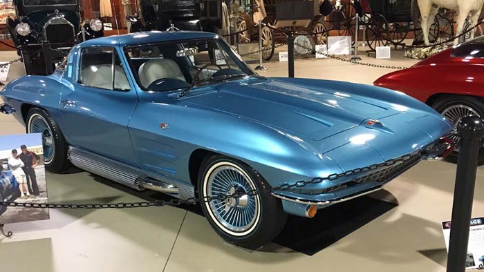 1964 Corvette Styling Car for Bunkie Knudsen