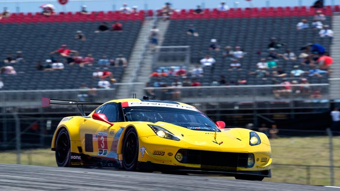 Corvette Racing at COTA: Third Straight GTLM Victory and Championship Lead