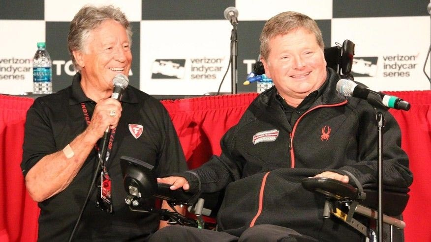 [VIDEO] Schmidt and Andretti Prepare for Saturday's Semi-Autonomous Corvette Race at IMS