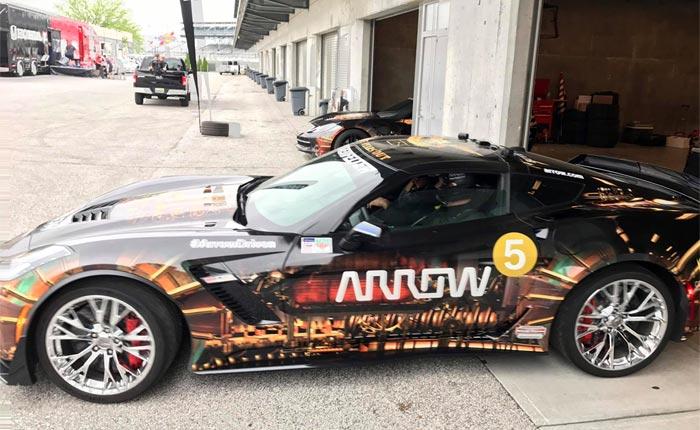 [VIDEO] Schmidt and Andretti Prepare for Saturday's Semi-Autonomous Corvette Race at IMS