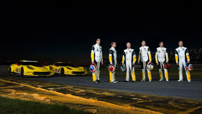Corvette Racing at Le Mans: Taylor, Fässler Round Out 2017 Lineup