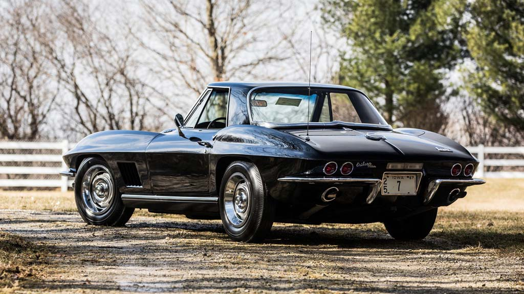 1967 Corvette 427 435 Hp Bloomington Gold Benchmark Headed To Me S Indy