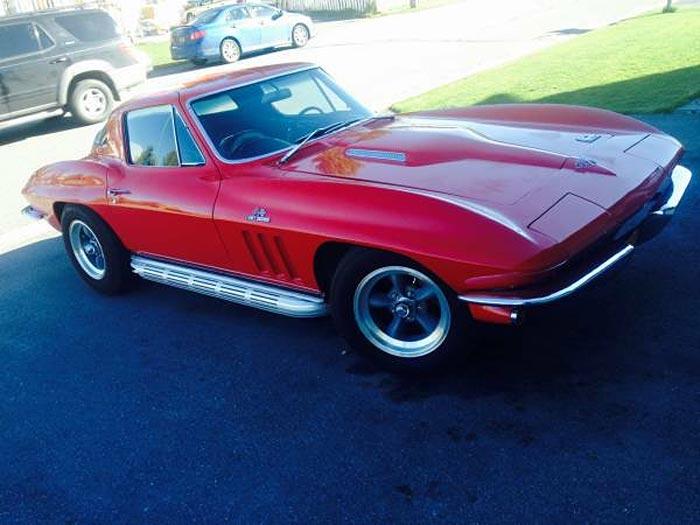 Corvettes on Craigslist: A 1966 Corvette Awaits You in