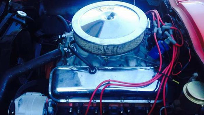 Corvettes on Craigslist: A 1966 Corvette Awaits You in Alaska