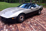 Corvettes on eBay: The 1986 Malcolm Konner Edition Corvette