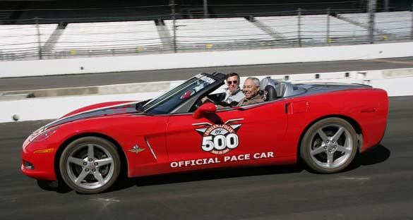 Indy 500 Corvette Pace Cars