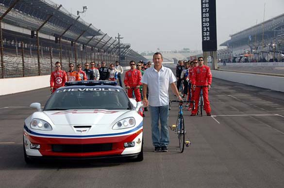 Indy 500 Corvette Pace Cars