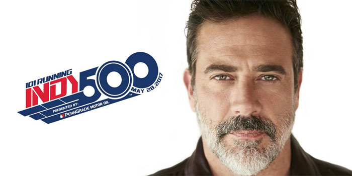 The Walking Dead's Jeffrey Dean Morgan to Drive the Corvette Pace Car at the Indy 500