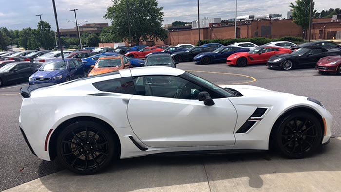 Corvette Delivery Dispatch with National Corvette Seller Mike Furman for May 28th