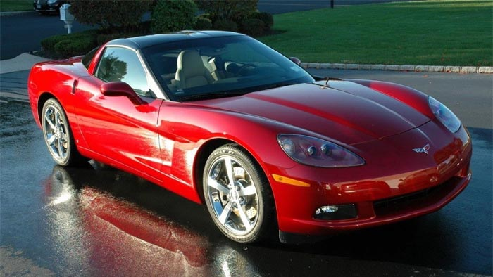 STUDY: Corvette Ranks in Top 10 Vehicles that People Keep the Longest