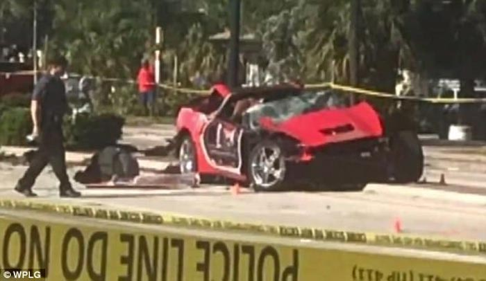 [ACCIDENT] South Florida Teen Dies from Injuries in Prom Night Corvette Stingray Crash