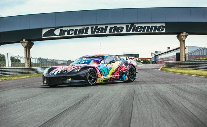 Larbre Competition Mentions C8 Corvette Racecar Development During Press Conference
