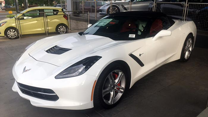 Corvette Delivery Dispatch with National Corvette Seller Mike Furman for June 4th