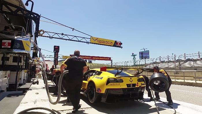 [VIDEO] Corvette Racing's CrossFit Challenge