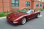 Collectible Corvettes: 2003 Corvette 50th Anniversary Convertible