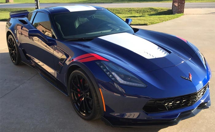 Production Statistics for the 2017 Corvette Model Year