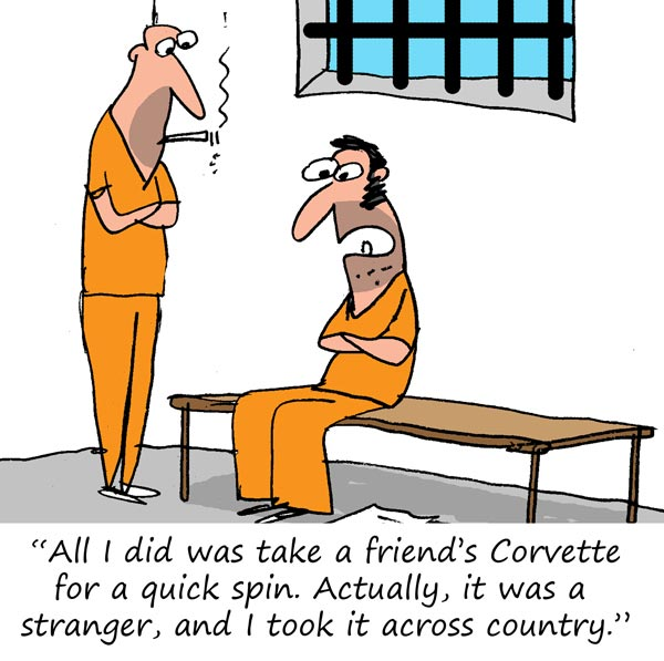 Saturday Morning Corvette Comic: You Know it was Wrong but it Felt So Right
