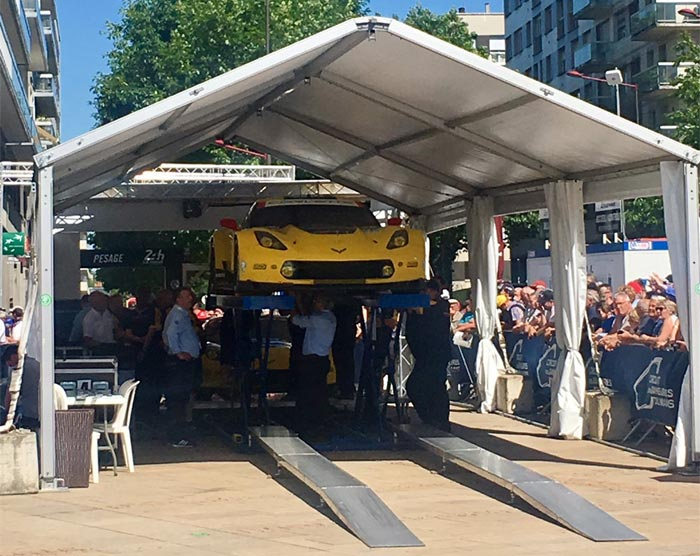 Corvette Racing at Le Mans: All Systems Go in Fight for Ninth Class Win
