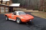 Corvettes on Craigslist: 1964 Corvette Convertible Gasser