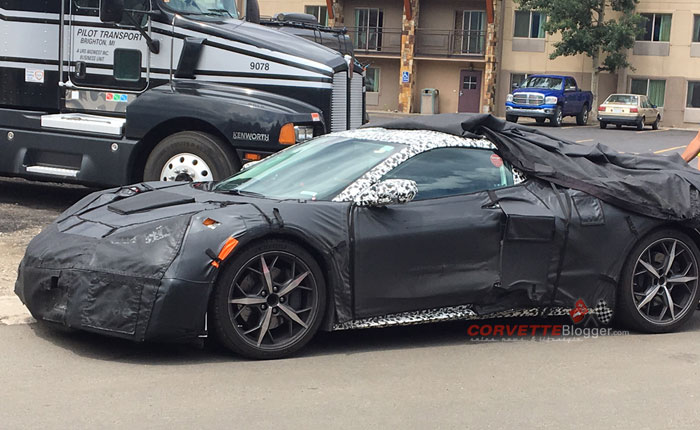 The Corvette Assembly Plant May Be Building Some Mid-Engine Corvettes Today