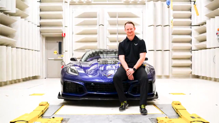 [VIDEO] GM Engineer Charlie Rusher Makes Corvettes Sound Like Corvettes