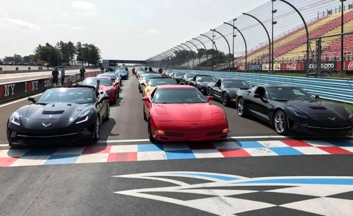 Join Van Bortel Chevrolet for the 6th Annual Lap and Lunch at the Glen