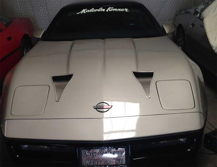 Callaway Corvette Collection Offered for $995,000