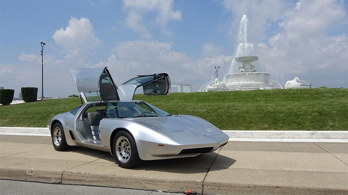 [VIDEO] Chevy Brings the Historic Mid-Engine Corvette Prototypes to Detroit Grand Prix