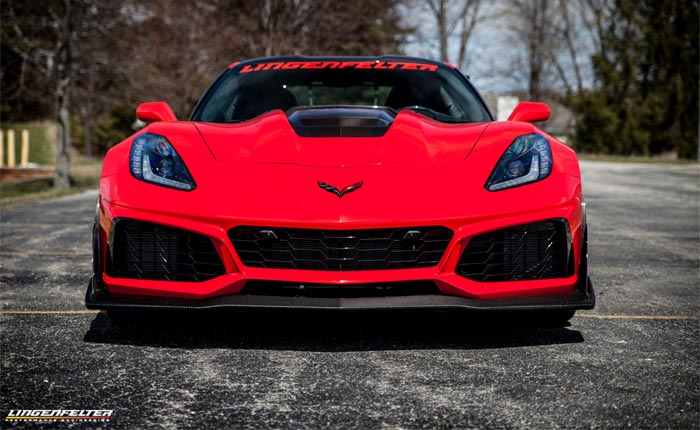 Saturday, June 9th is Corvette Day at Lingenfelter Cars and Coffee