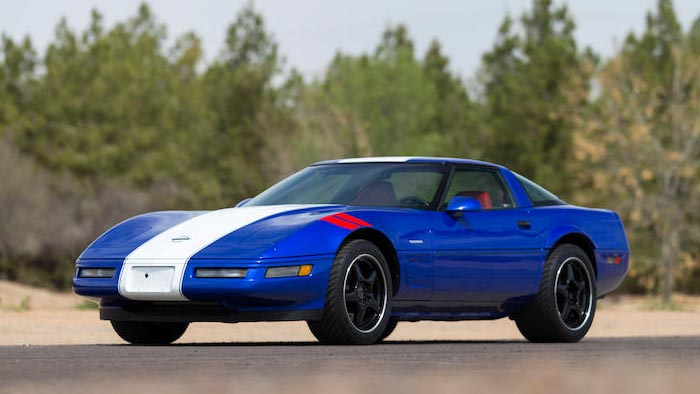 Big Money Lost on the Sale of this 1996 Corvette Grand Sport