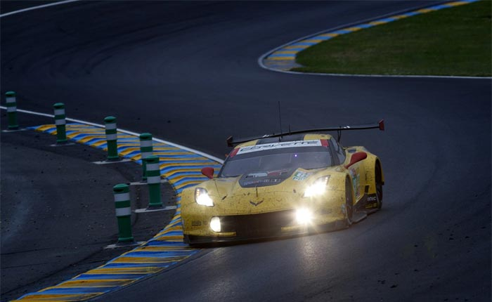 Corvette Racing Officially Moves to 4th Place at Le Mans After ACO Penalizes Ford GT