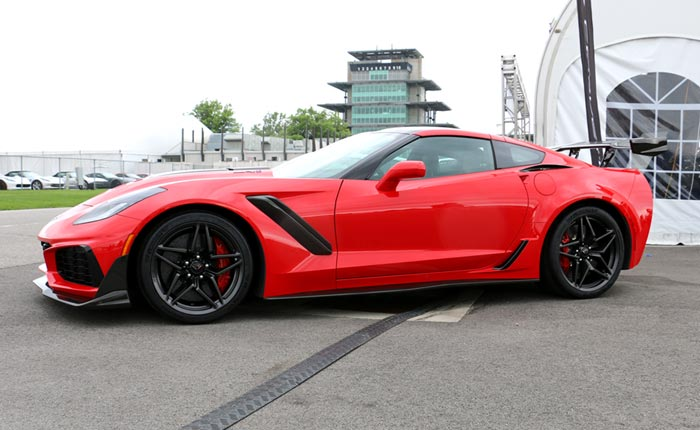 More Info Behind the 2019 Corvette ZR1 Diagnostic Sensor Module Recall