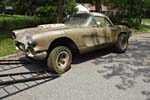 Corvettes on Craigslist: Moss-Covered 1961 Corvette Was Parked for 40 Years