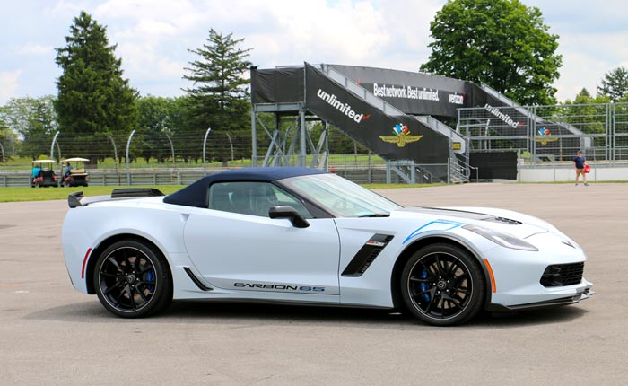Corvette Shines in New Dream Car Survey From Gold Eagle