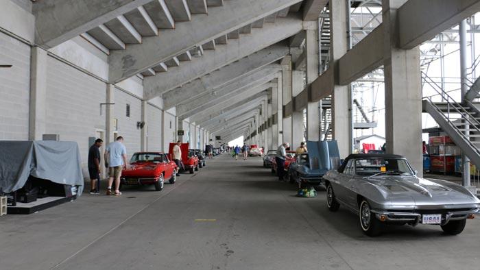 The 2018 Bloomington Gold Corvette Show