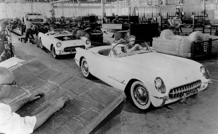 Happy Birthday Corvette! America's Sports Car Turns 65 Today