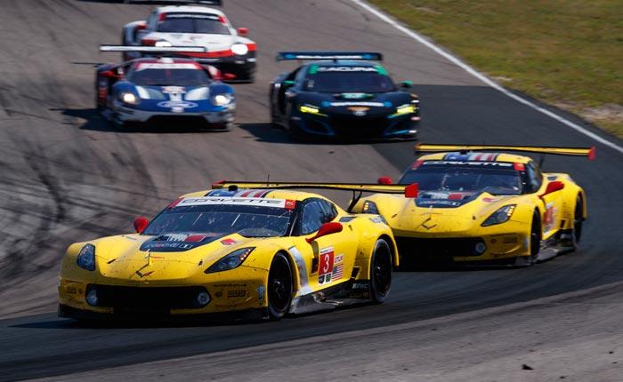 Corvette Racing in Canada: Double Podium Finish in GTLM for Corvette C7.Rs