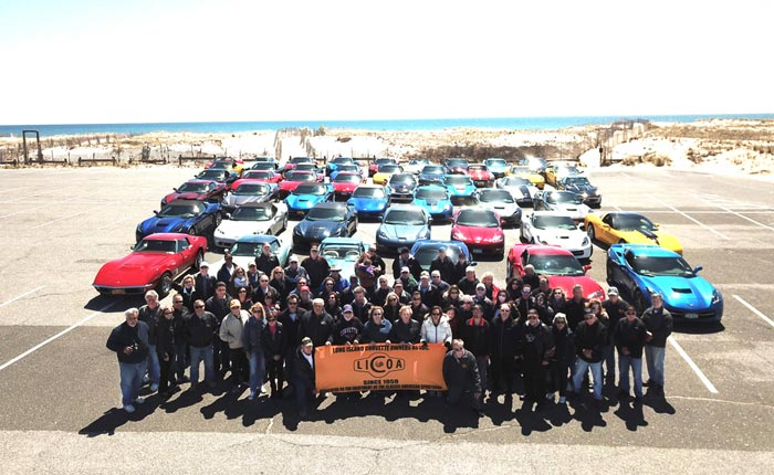 [PICS] Long Island Corvette Owner's Association Celebrates 60th Anniversary with Photo Shoot