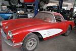 Corvettes on eBay: Fallen Vietnam Soldier's 1960 Corvette Barn Find