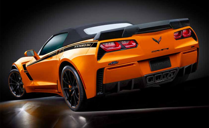 SVE Yenko Corvette with 1,000 HP Now Available