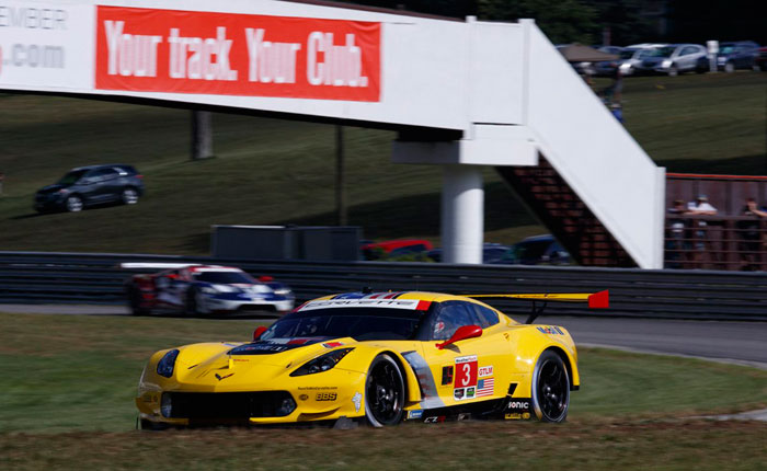 [VIDEO] Michelin Recaps the GTLM Class from Lime Rock Park